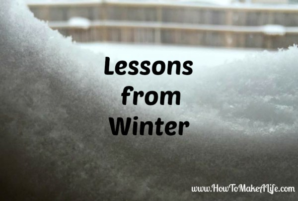 Lessons From Winter