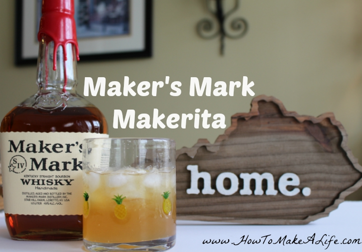 Maker's Mark Makerita Cocktail!