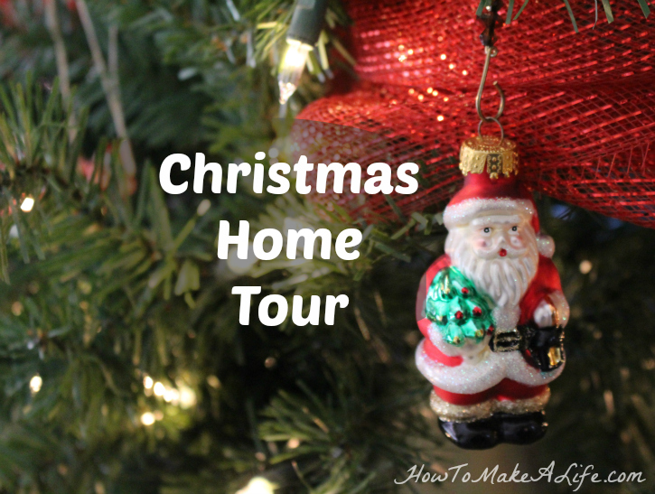 2015 Christmas Decorations Tour