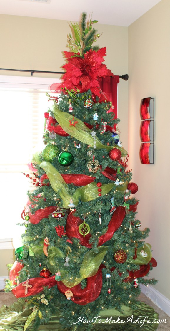 Family Room Tree