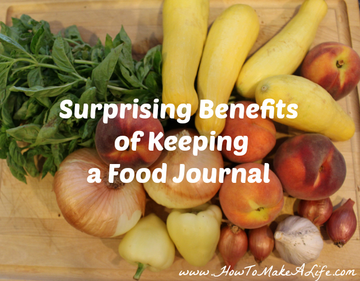 There are multiple benefits of keeping a food journal.