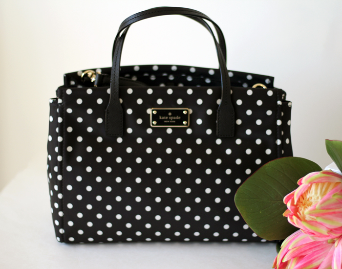 kate spade giveaway purse