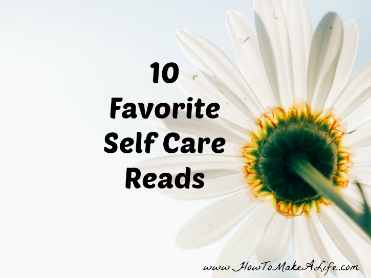 10 Favorite Self Care Reads