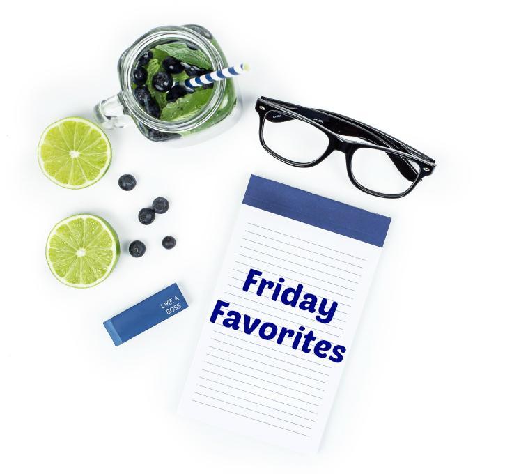 Friday Favorites - Blue2