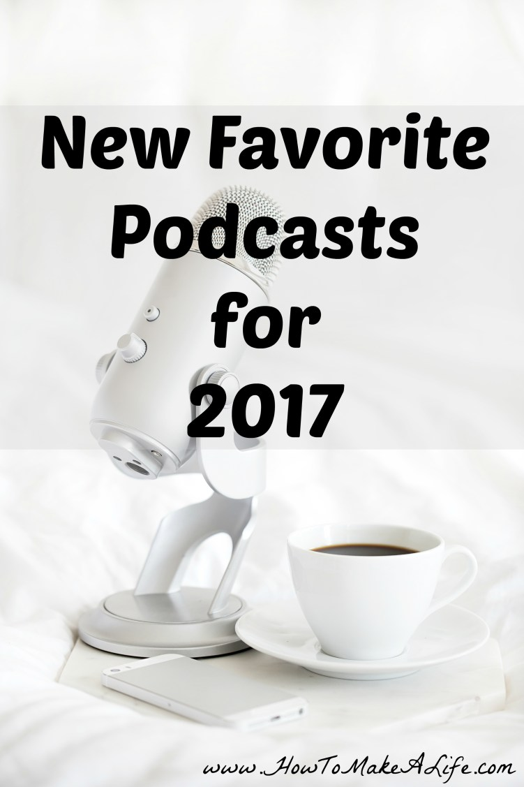 New podcasts to begin 2017