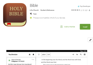youversion bible app review