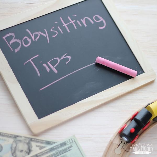 Babysitting Tips How To Make Money As A Kid Babysitting