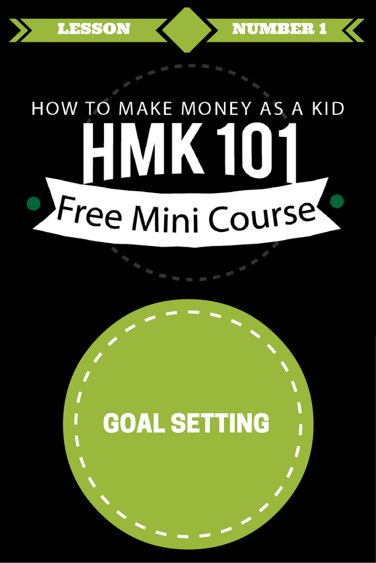 goal setting for kids