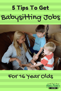Easy! Babysitting Jobs For 16 Year Olds