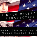 """Q&A With """"My Wife Wears Combat Boots"""""""