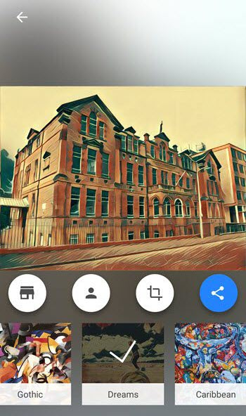 How to use Prisma app 2017