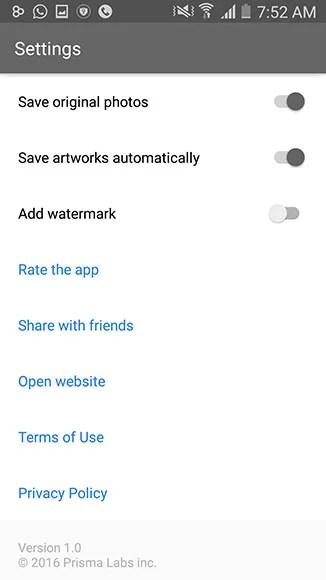 Prisma_Android_remove_watermark