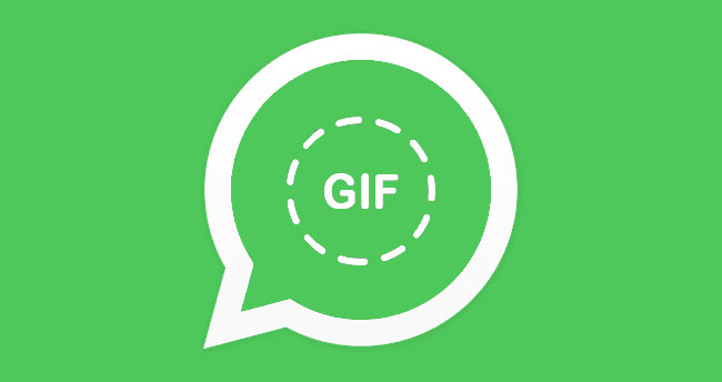 send Gif images via WhatsApp