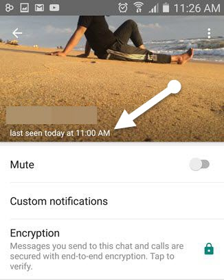 How do you know if someone blocked on WhatsApp - HowToMob