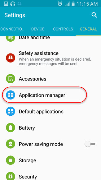 Android_settings_page