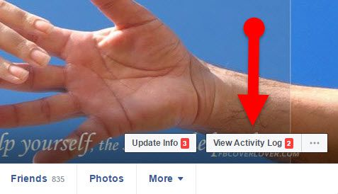 view_activity_log_on_facebook