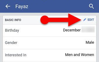 How to Hide Birthday on Facebook using Mobile or PC (2016 Guide)