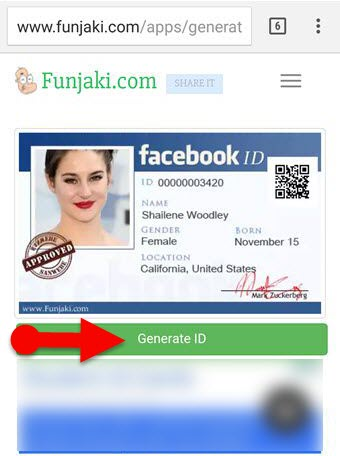 How To Create Facebook ID Card (Fake Identity Maker!) 2017