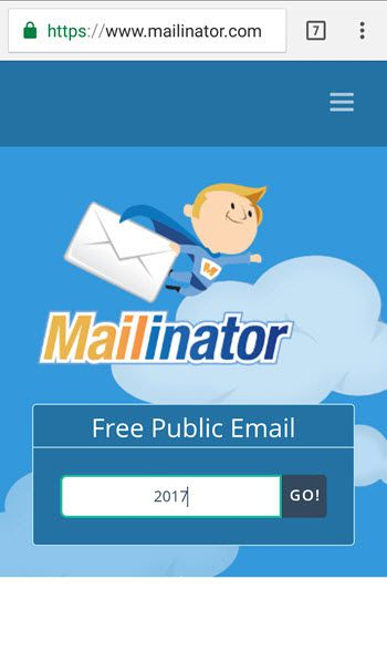 Mailinator_Temporary_Email_Address_Service