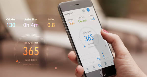 best pedometer for iphone 5