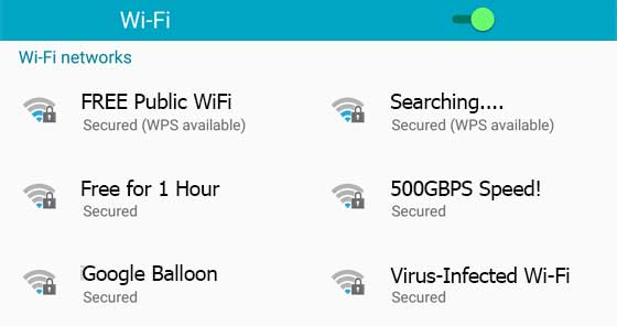 funny network names 2017