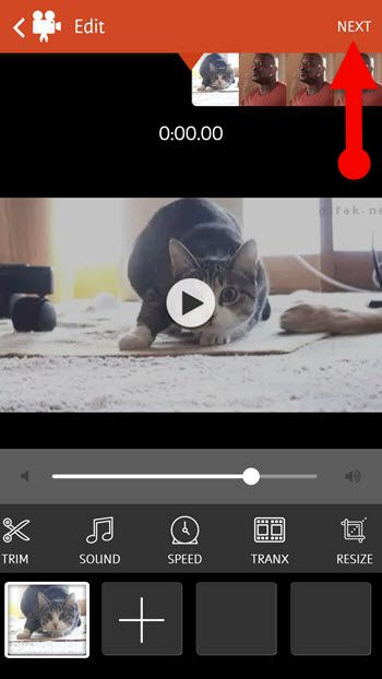 slow motion video app android