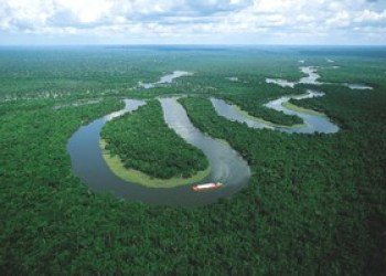 Lima to Iquitos by Boat - River