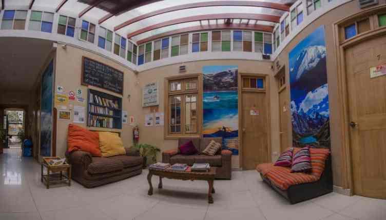 Alpes Hostel Lima Miraflores