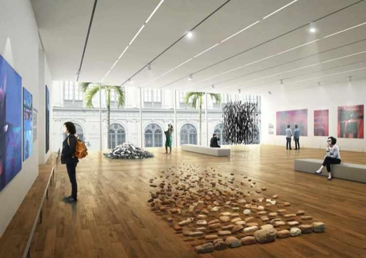MALI Lima Art Museum