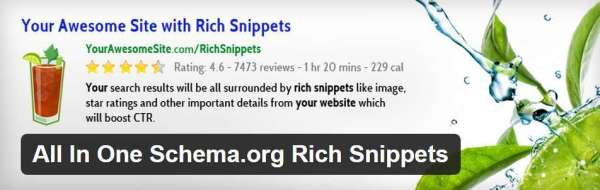 BEST RICH SNIPPETS AND SCHEMA PLUGINS FOR WORDPRESS