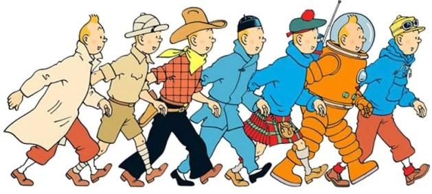 bol.com   The Tintin Collection, Hergé   9781405278454 ...