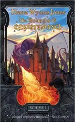 witch week the chrestomanci series book 3 jones diana wynne