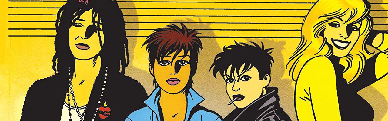 Love And Rockets Reading Order How To Read Gilbert And Jaime