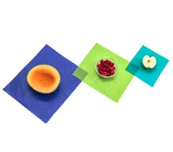 Picture of Etee Food Wraps, Blue, Green, Turquoise