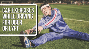 car exercises while driving