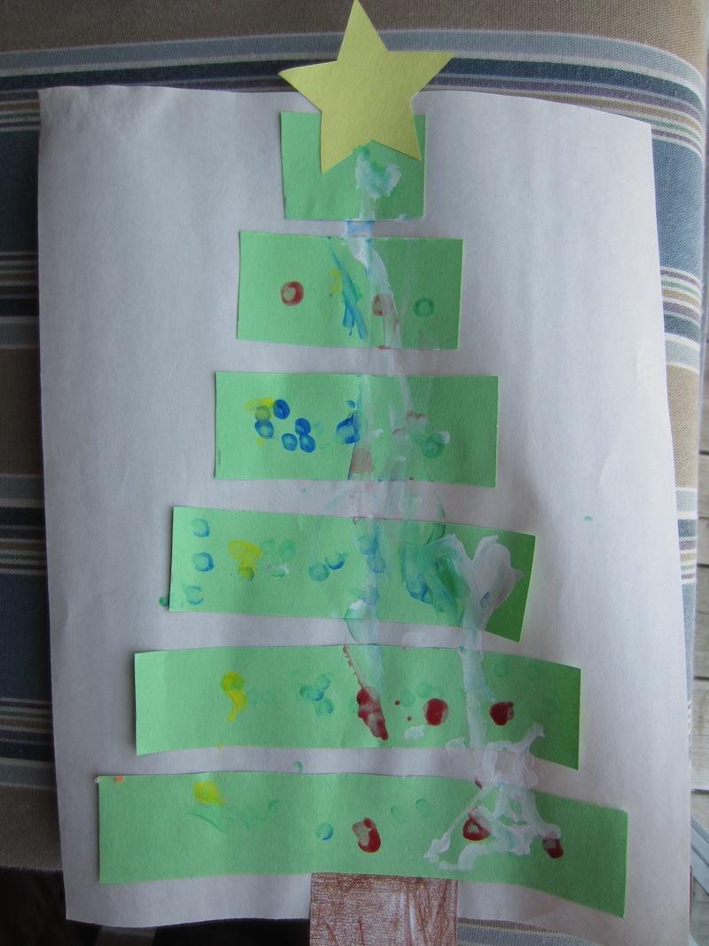 Math Activities For Preschoolers Christmas Evergreen