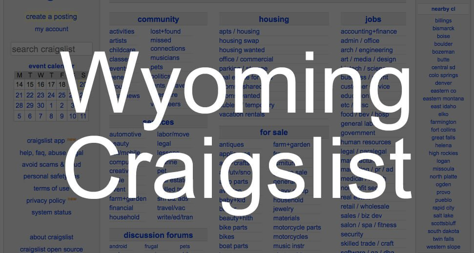 Craigslist Bozeman Used Auto Parts Browse photos and search by condition, price, and more. alessandro orsini