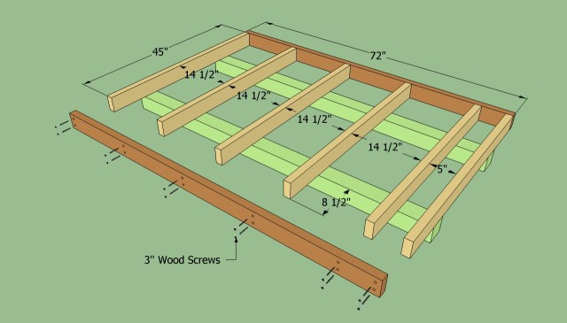 Home » Shed Plans » How To Build A Simple Storage Shed