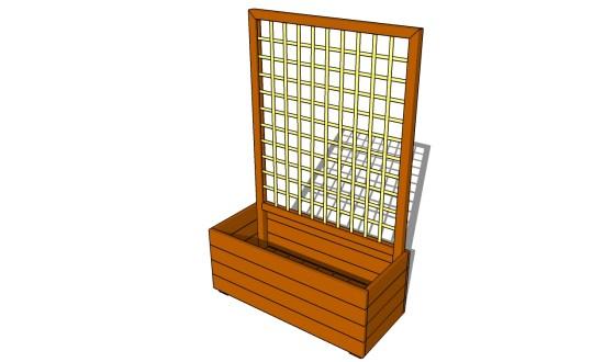 Build Wooden Planter Boxes