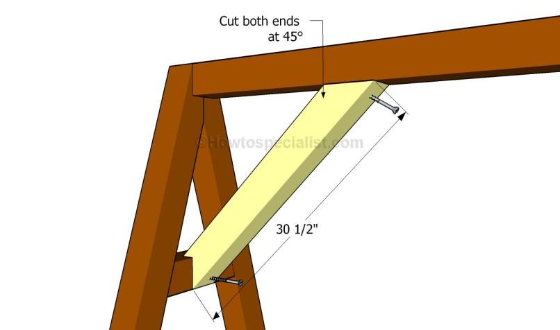 swing set a frame angle   Frameswalls.org