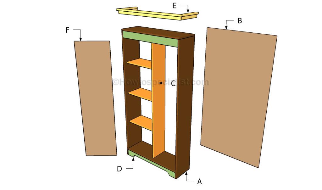 Woodworking Plans Armoire Wardrobe