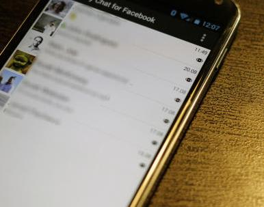 How to prevent your FB friends from detecting that you read a message in Android