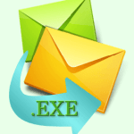 How To Send EXE File Through Email