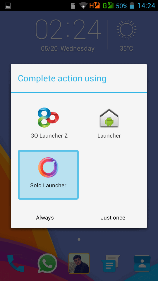 Android Phone Launcher download free