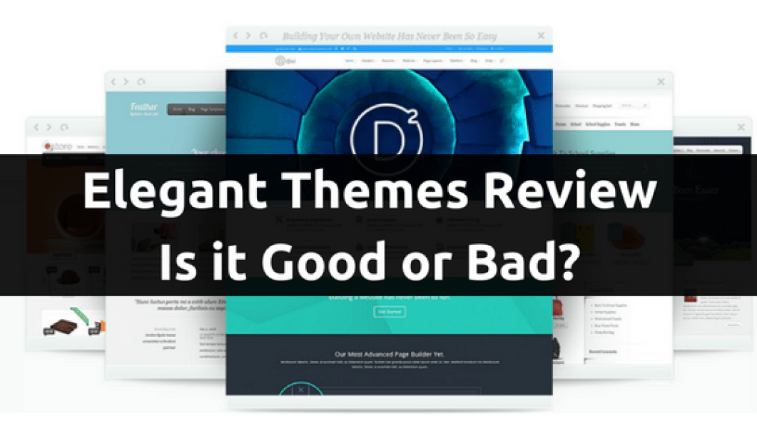 Elegant Themes Review Is it Good or Bad?