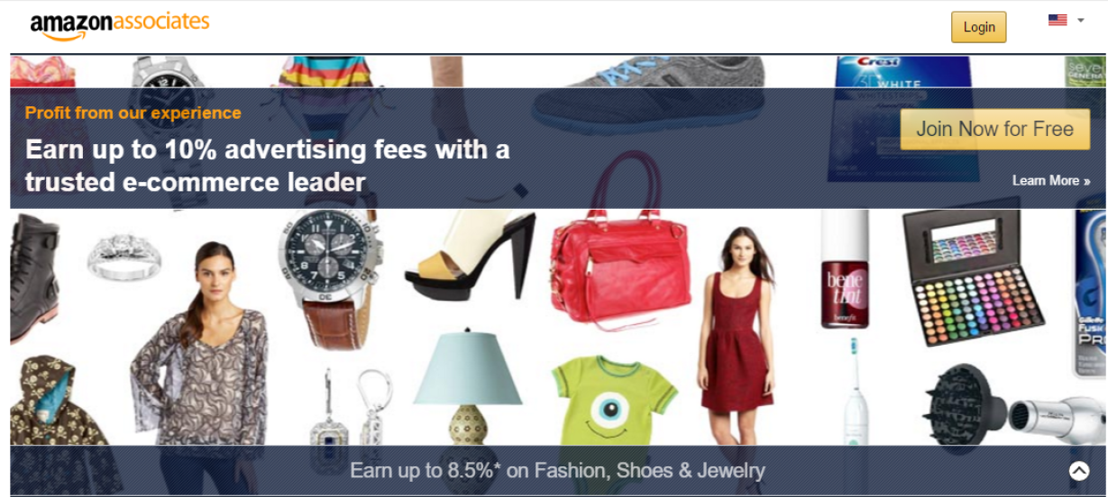 Amazon High Paying Best Affiliate Programs for Bloggers
