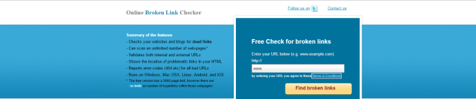Free Broken Link Checker Best SEO Tools The Complete List