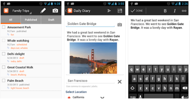 Best Blogging App for Android Essential Apps for Bloggers 09