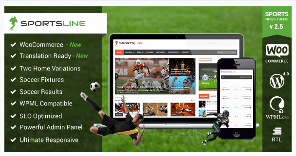 Best Newspaper WordPress Themes Sports News & Magazine WordPress Theme Sportsline