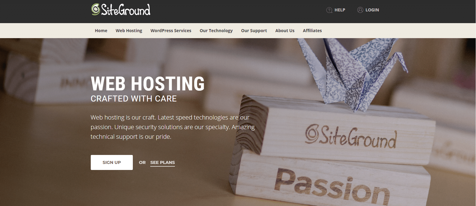 SiteGround Best Cheap WordPress Hosting Services for Small Sites